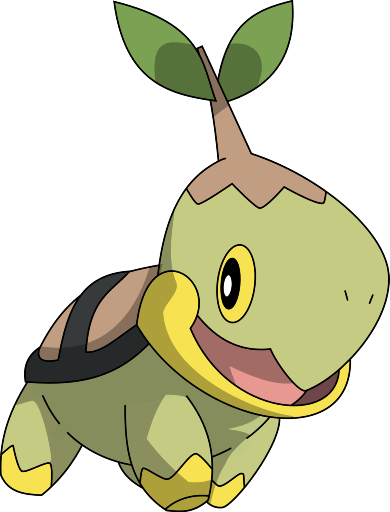 387 Turtwig by PkLucario on DeviantArt