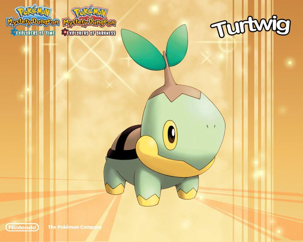 Turtwig wallpaper Group (70+)