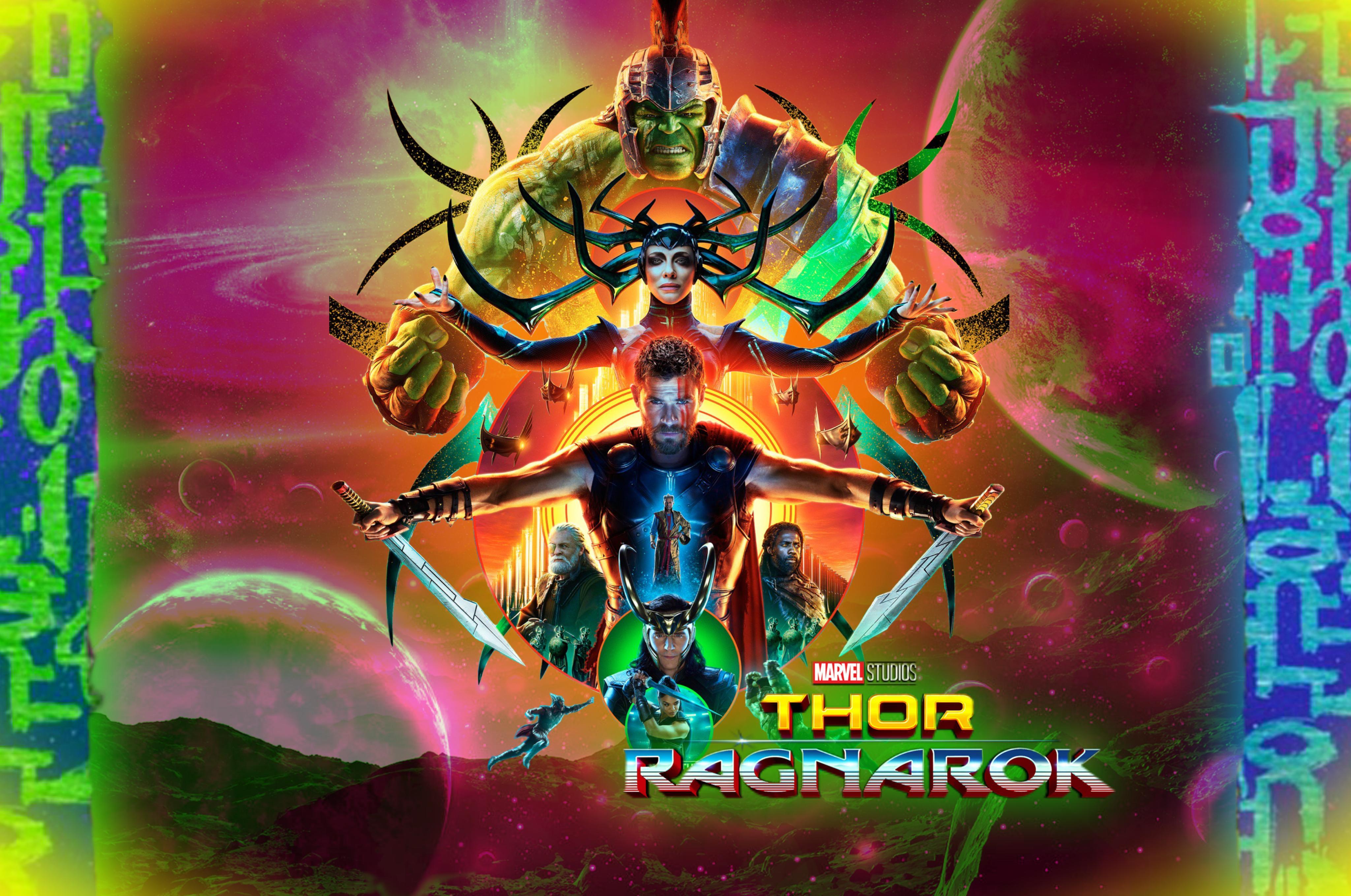 Hela Thor Ragnarok Wallpapers Wallpaper Cave