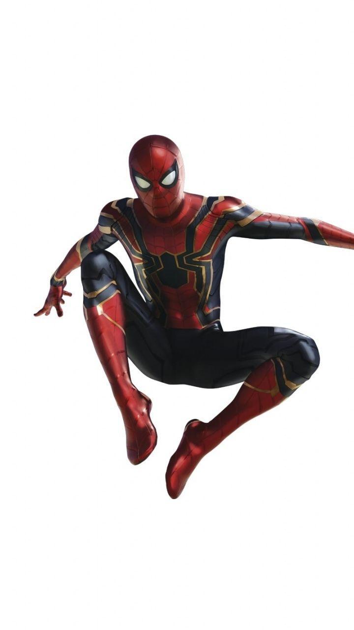 Infinity war spider man wallpapers wallpaper cave - Spider man infinity war wallpaper ...
