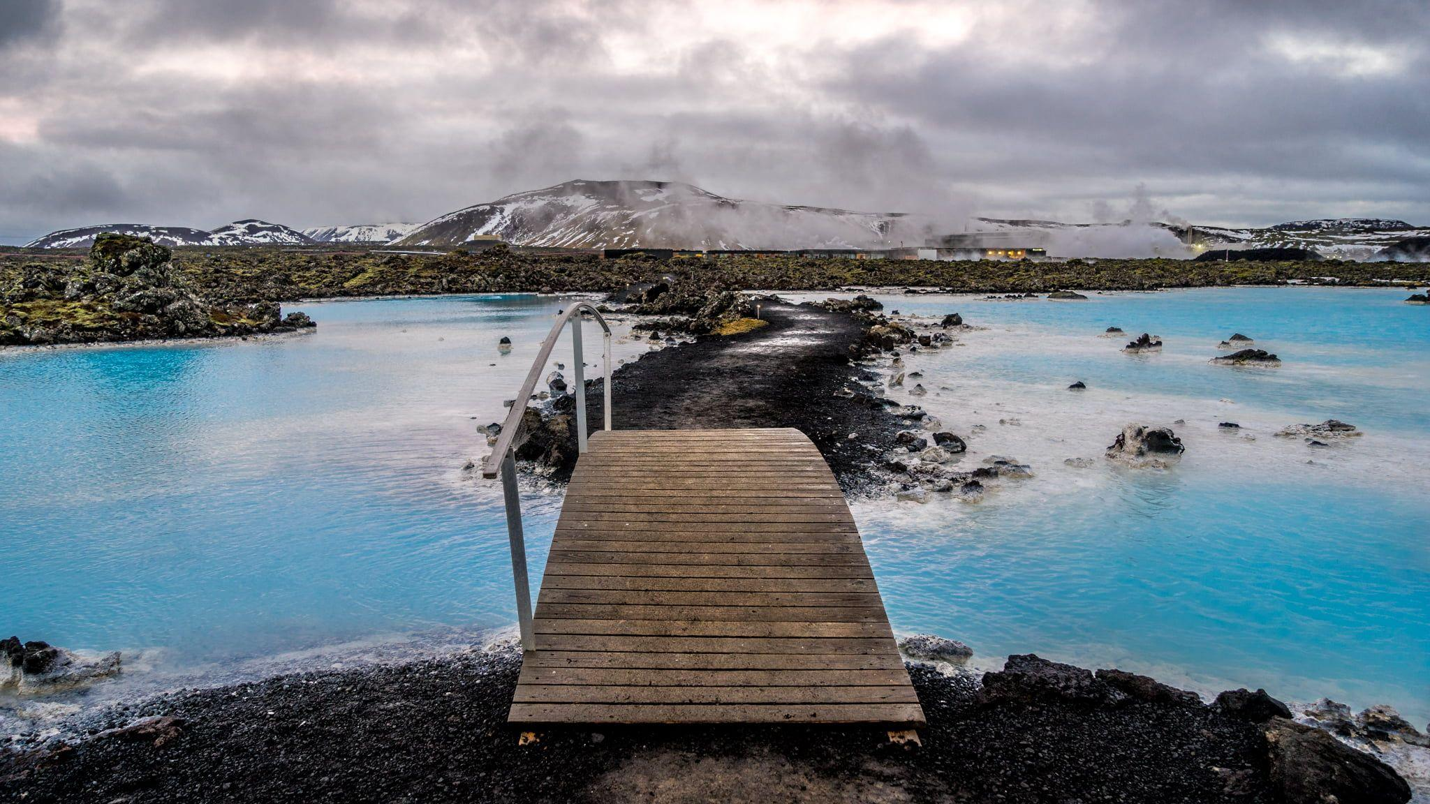 Blue Lagoon, Iceland HD wallpapers