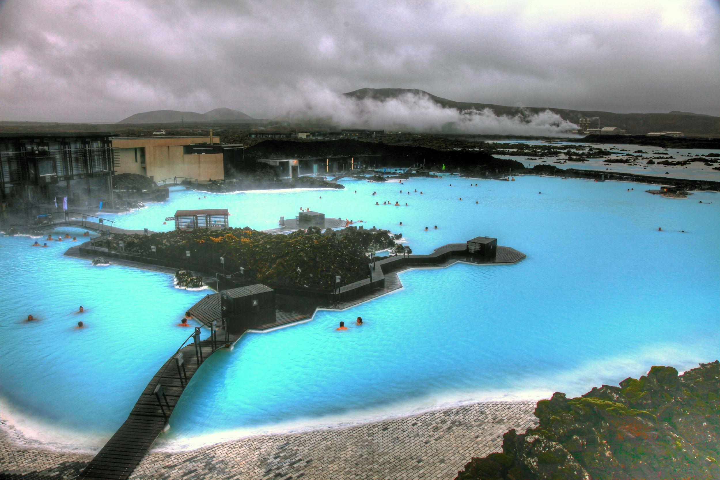 Blue Lagoon HD Wallpapers