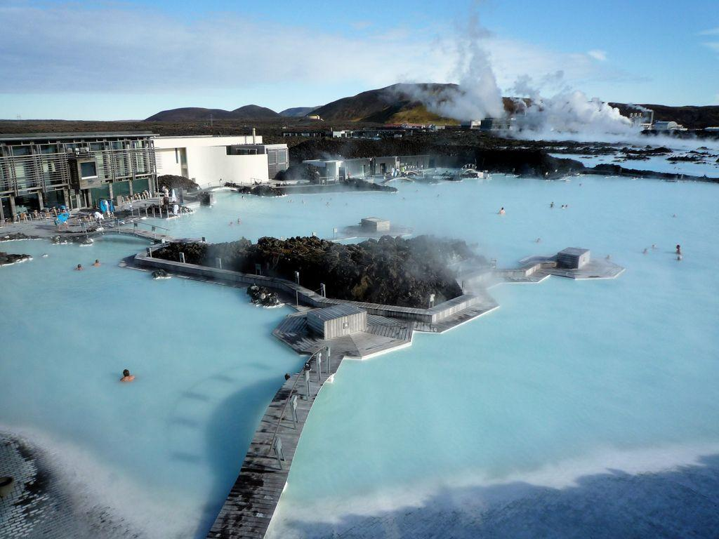 Free Iceland Blue Lagoon Wallpapers For Iphone « Long Wallpapers
