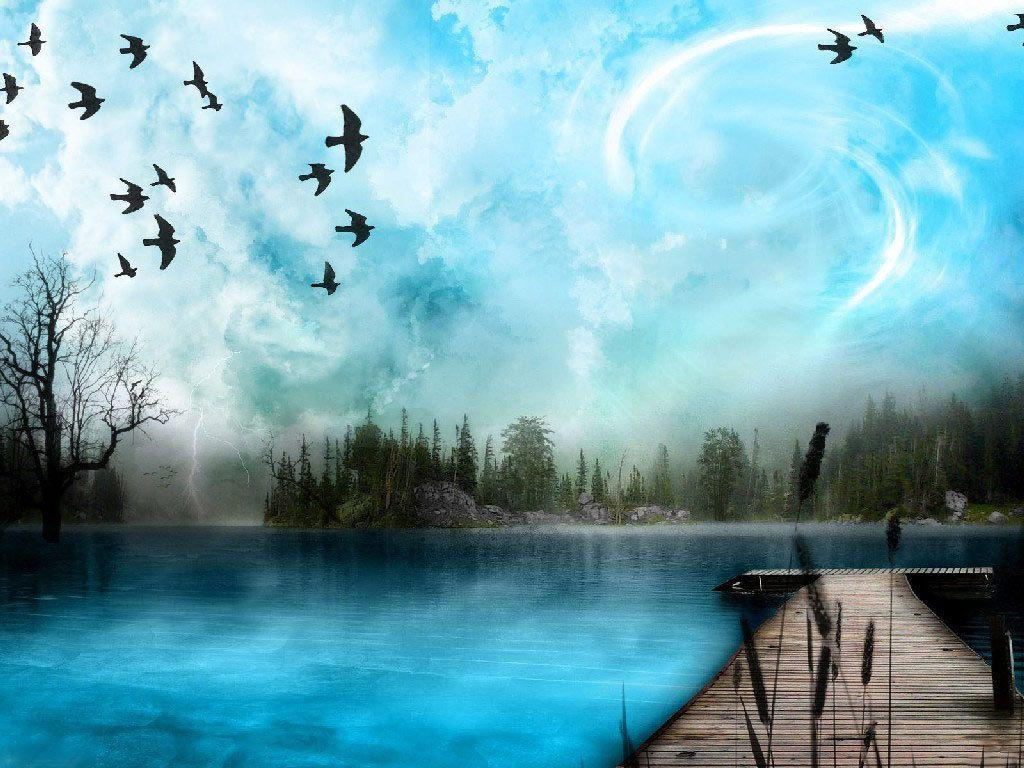 Blue Lagoon Wallpapers HD Wallpapers