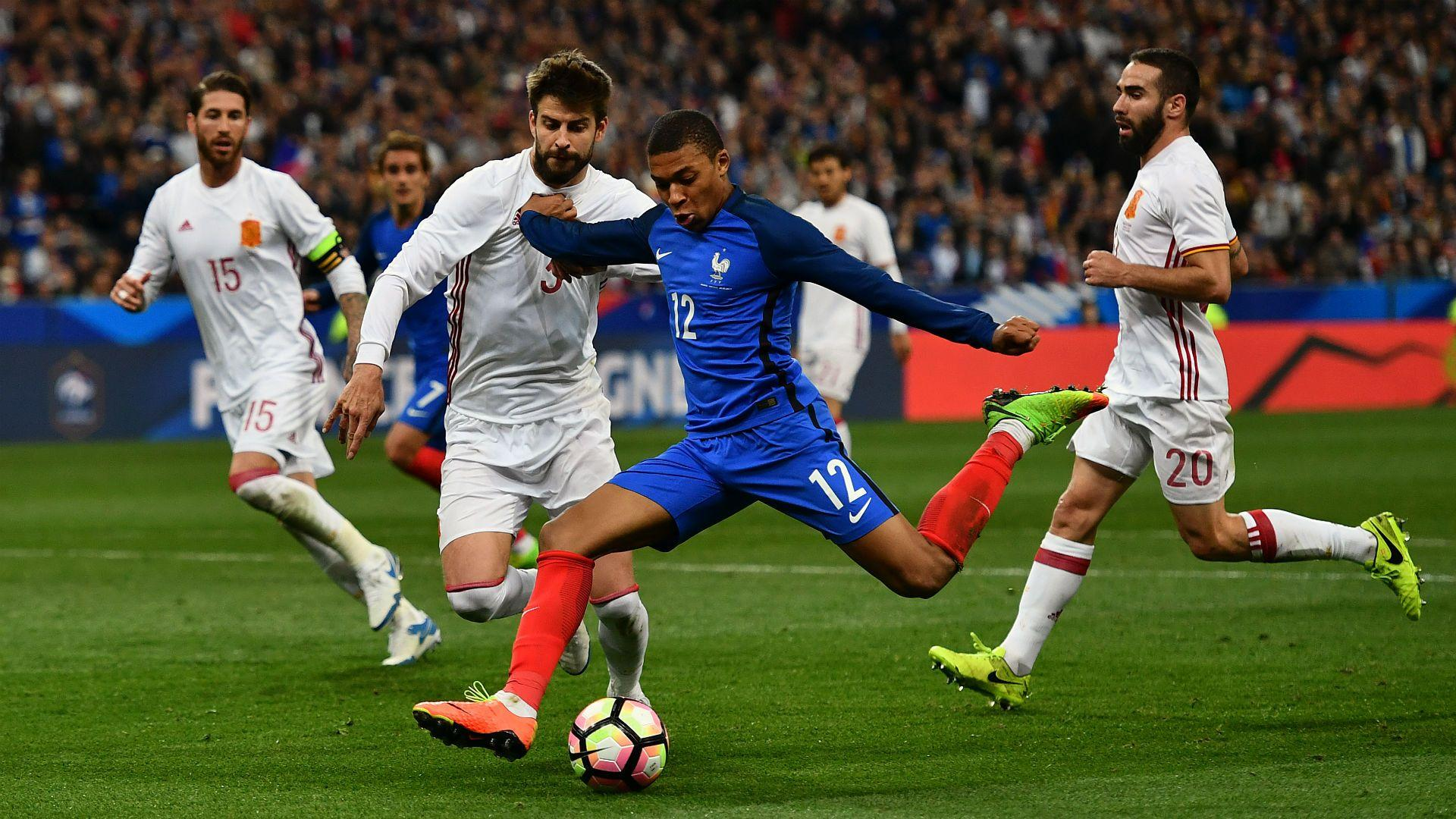Mbappe to be included in France U20 squad | INTERNATIONAL-FRIENDLIES ...