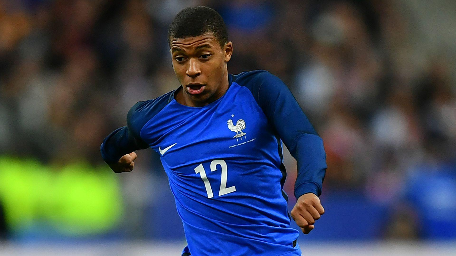 Mbappe, Pogba in France squad as Martial and Mendy miss out ...