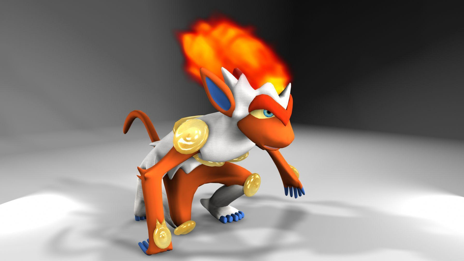 Infernape Wallpapers Image Photos Pictures Backgrounds