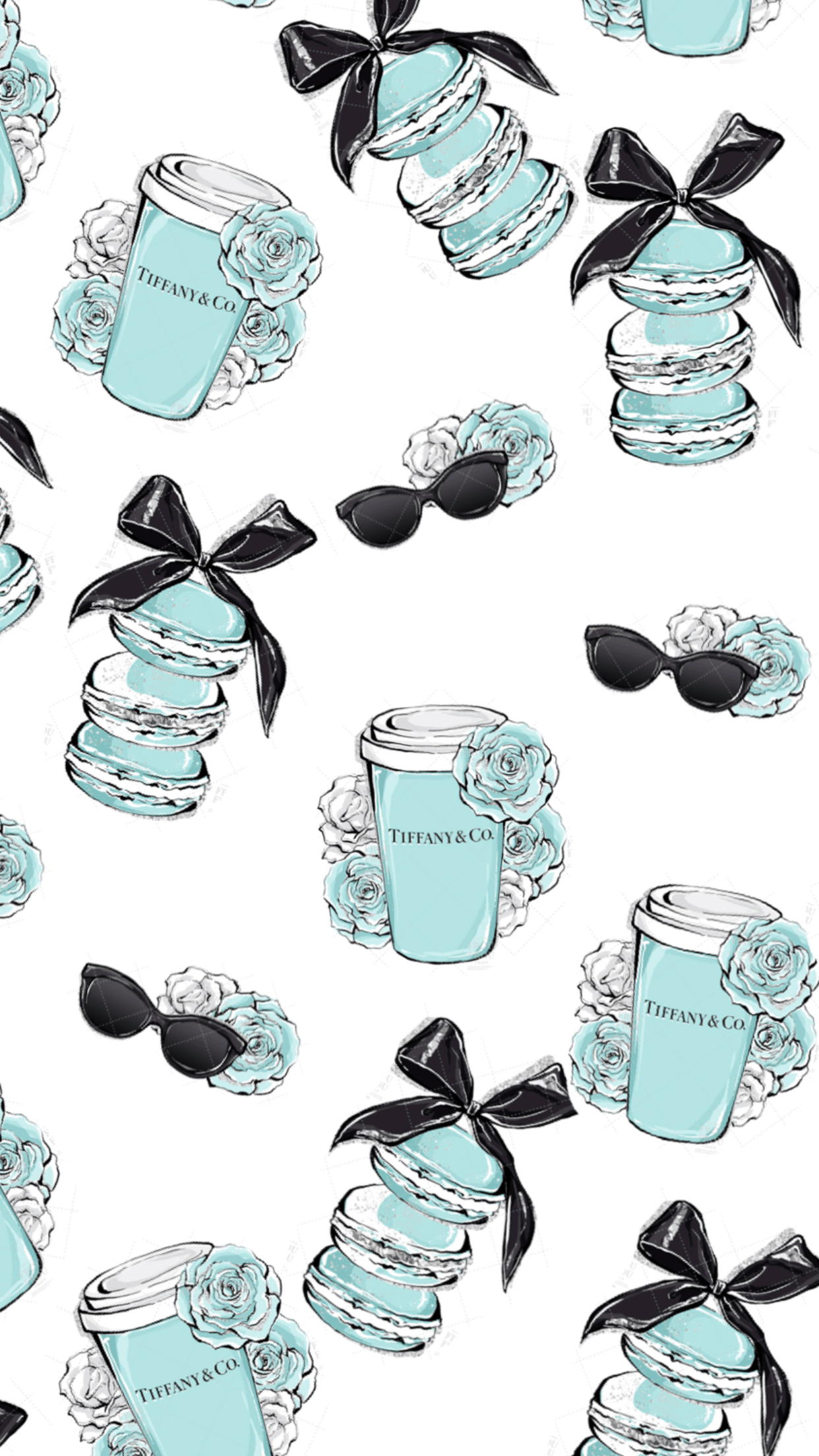 Tiffany & Co | Art in 2019 | Pinterest | Iphone wallpaper, Wallpaper ...