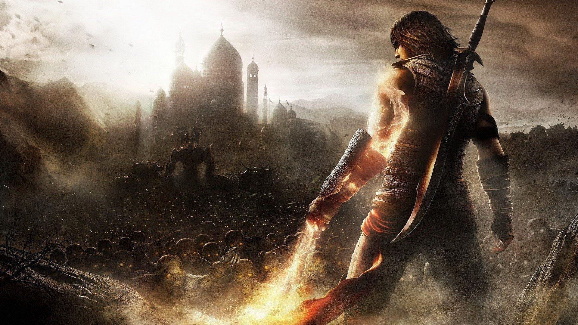Prince Of Persia The Forgotten Sands Wallpapers Wallpaper Cave