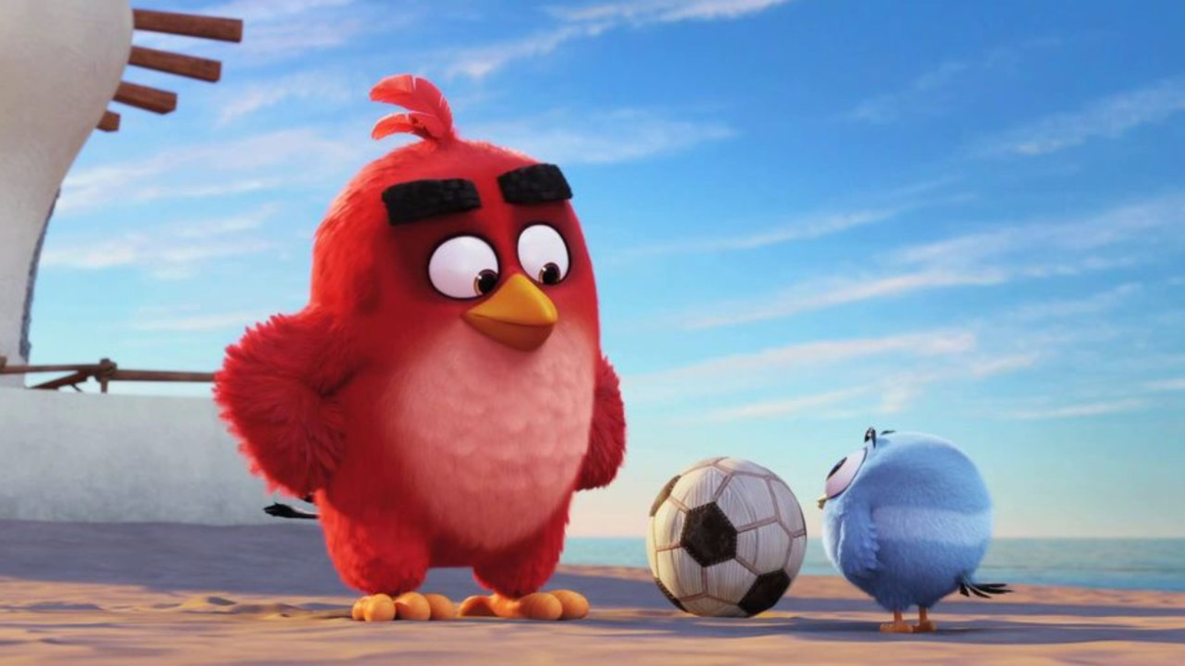 Angry Birds Movie Wallpapers Wallpaper Cave