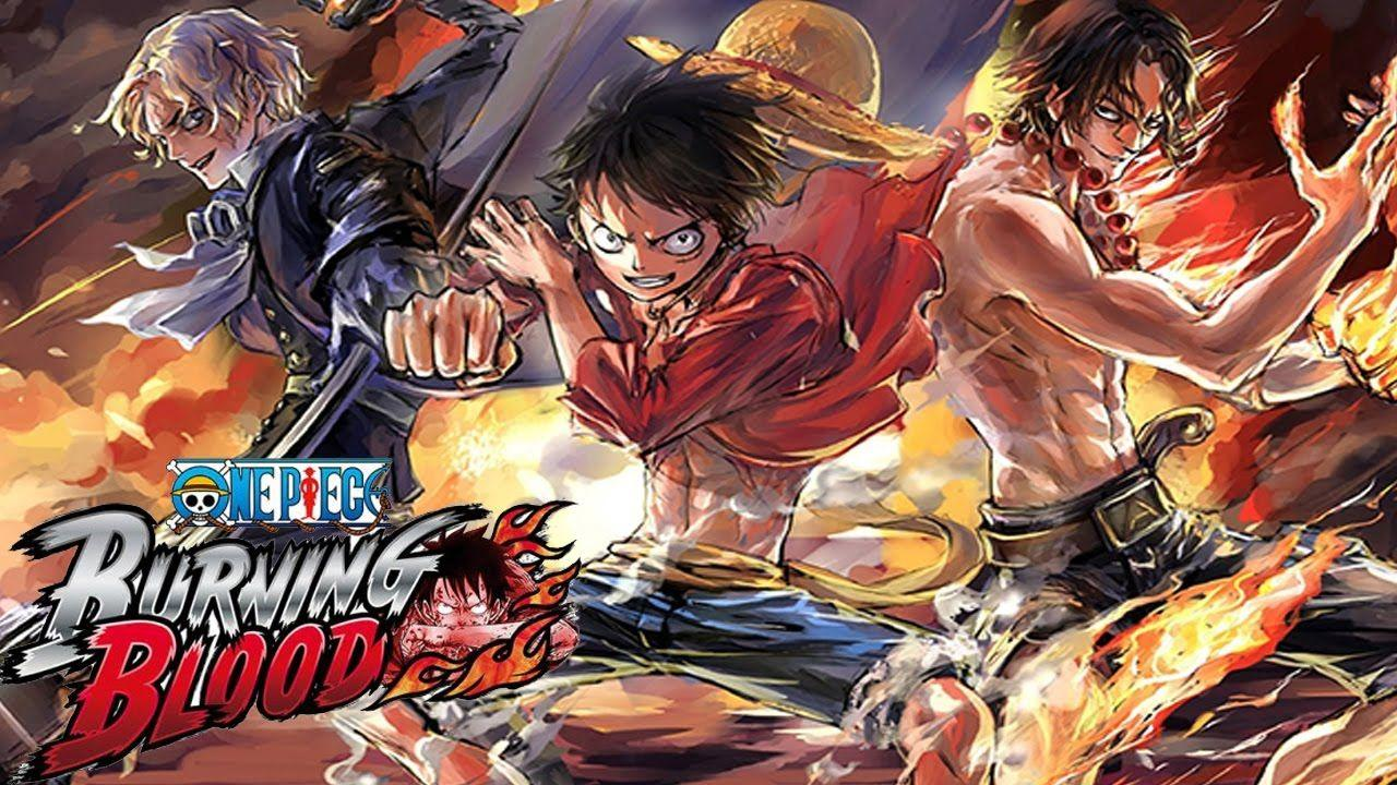 Luffy Ace Sabo Wallpapers