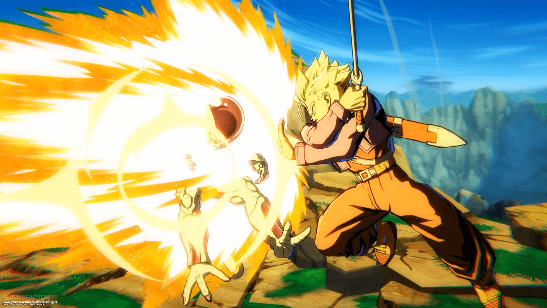 Dragon Ball FighterZ Wallpapers - Wallpaper Cave