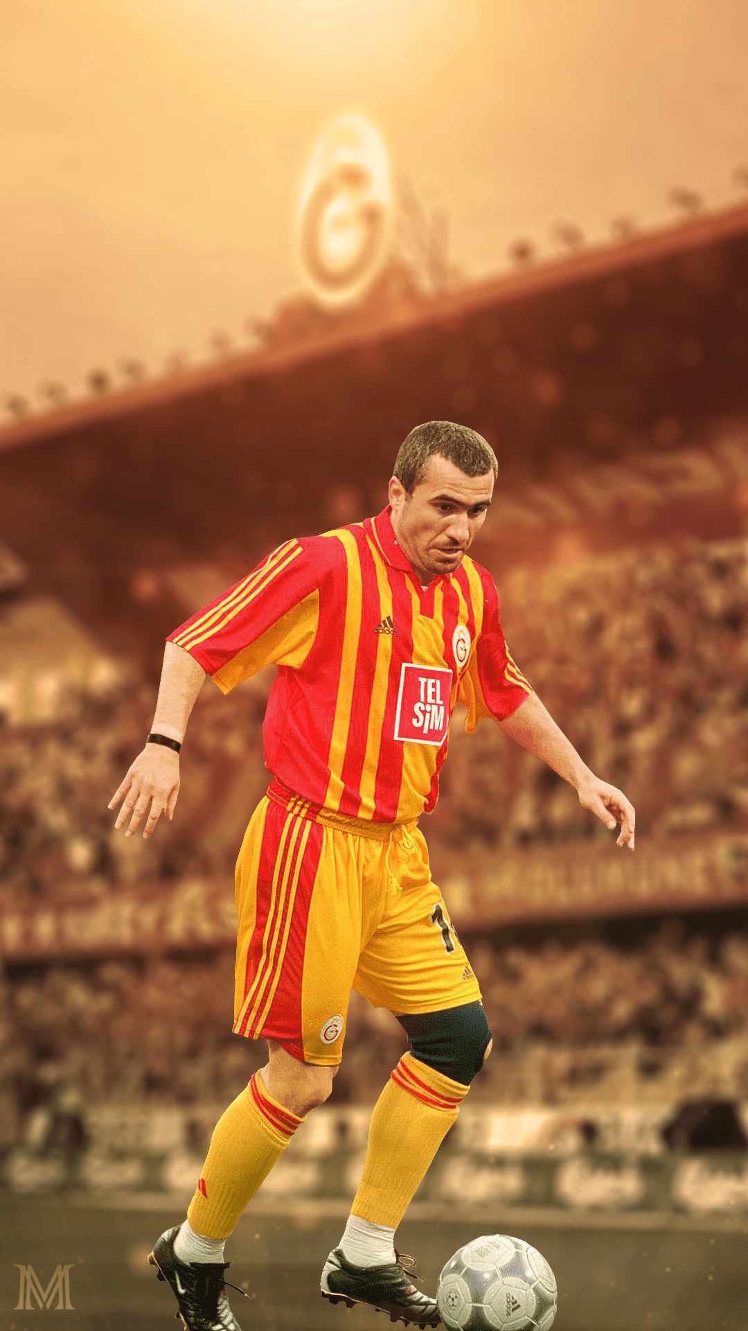 10 Brilliant Photos Of Gheorghe Hagi | Who Ate all the Pies