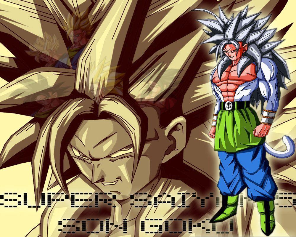 Goku Super Saiyan 5 Wallpapers Hd Wallpaper Cave