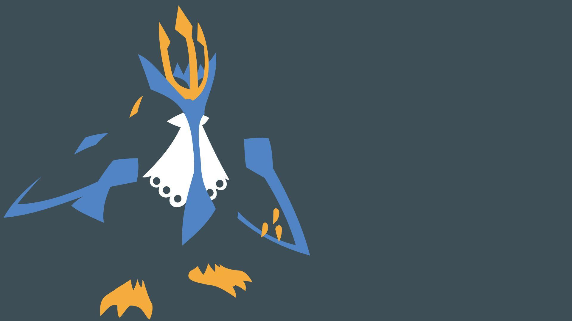 video Games, Empoleon, Minimalism Wallpapers HD / Desktop and Mobile ...