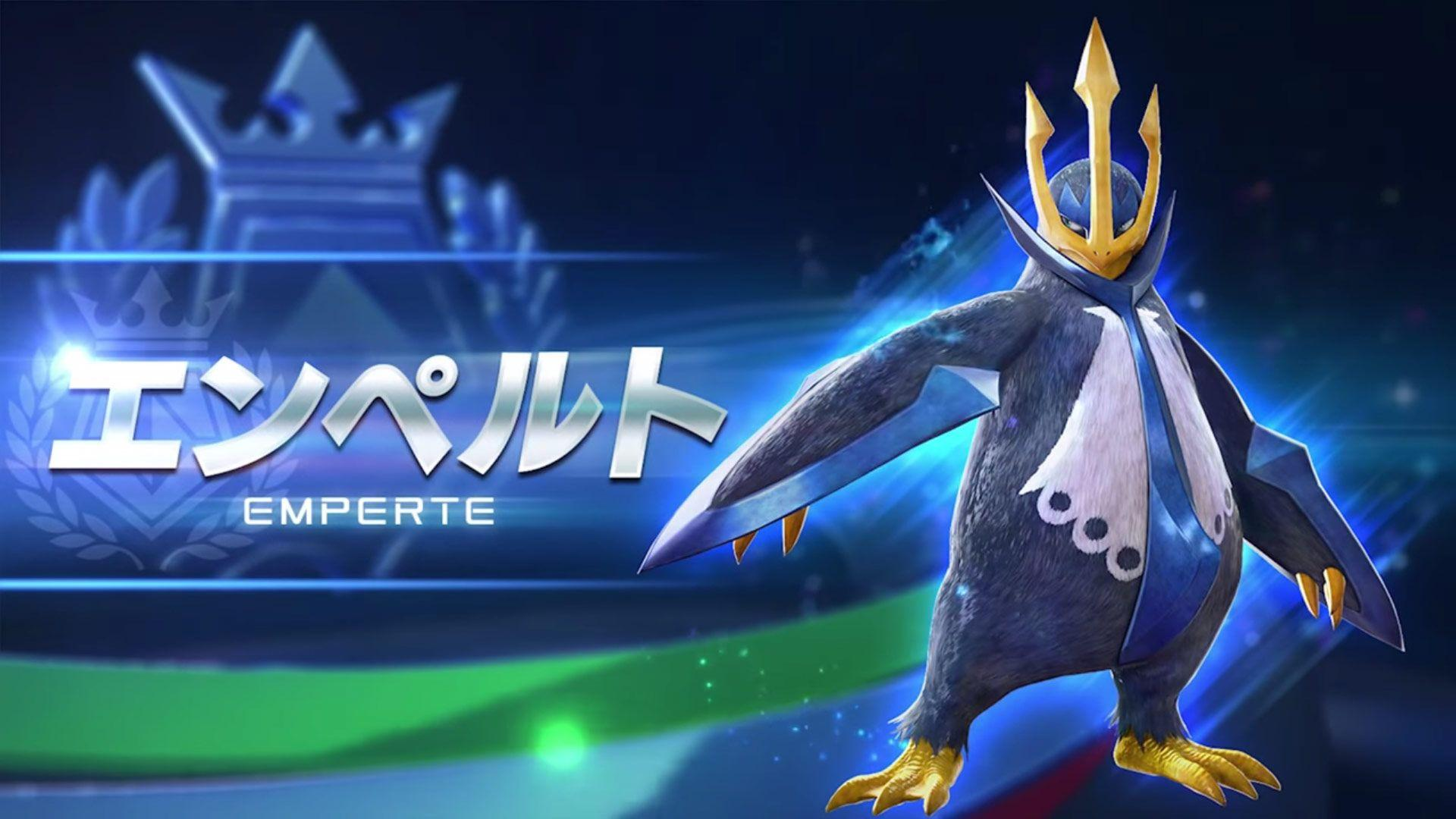 Pokkén Tournament Empoleon Trailer 3 out of 6 image gallery
