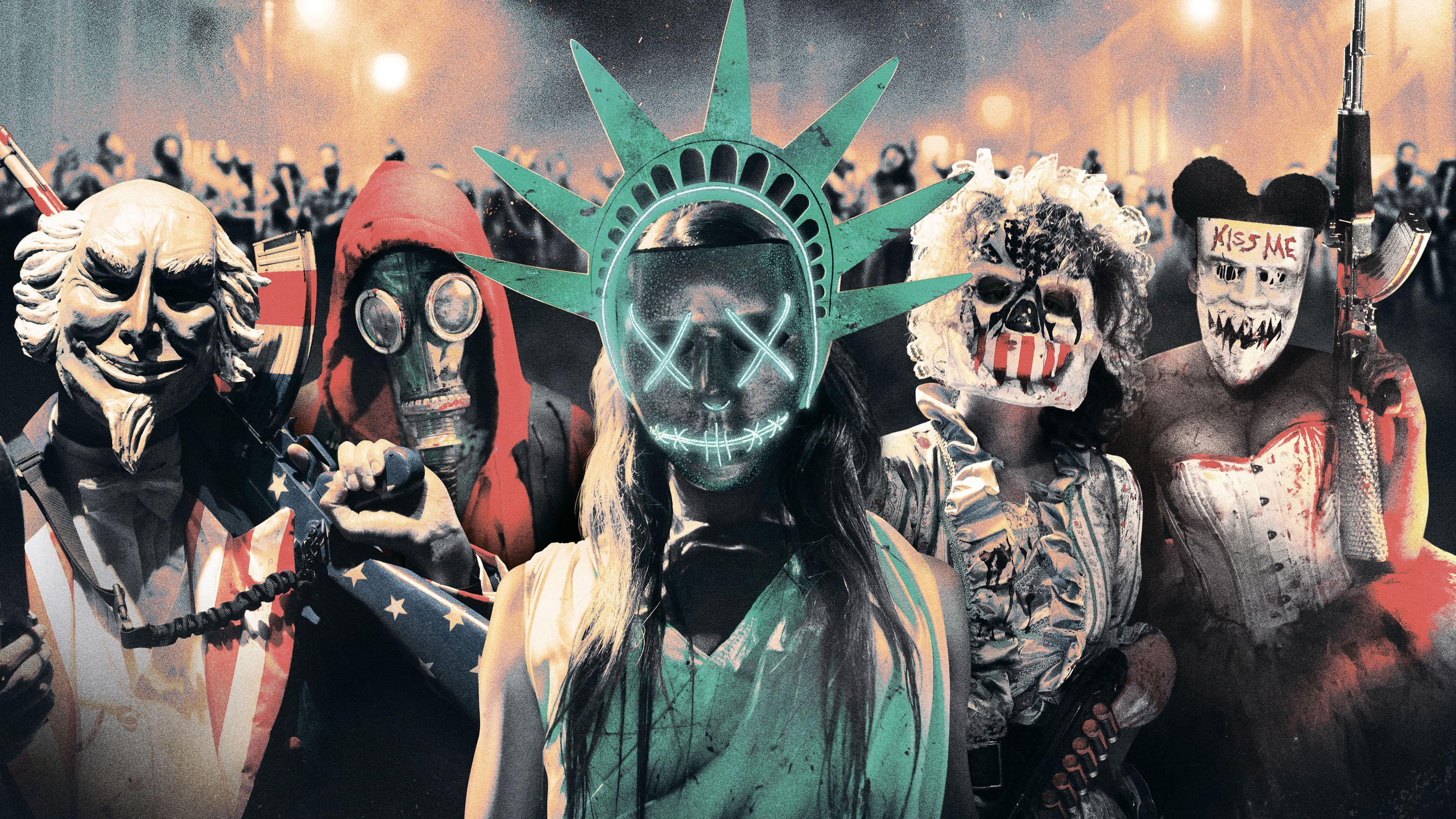 The Purge Wallpapers 65 Images