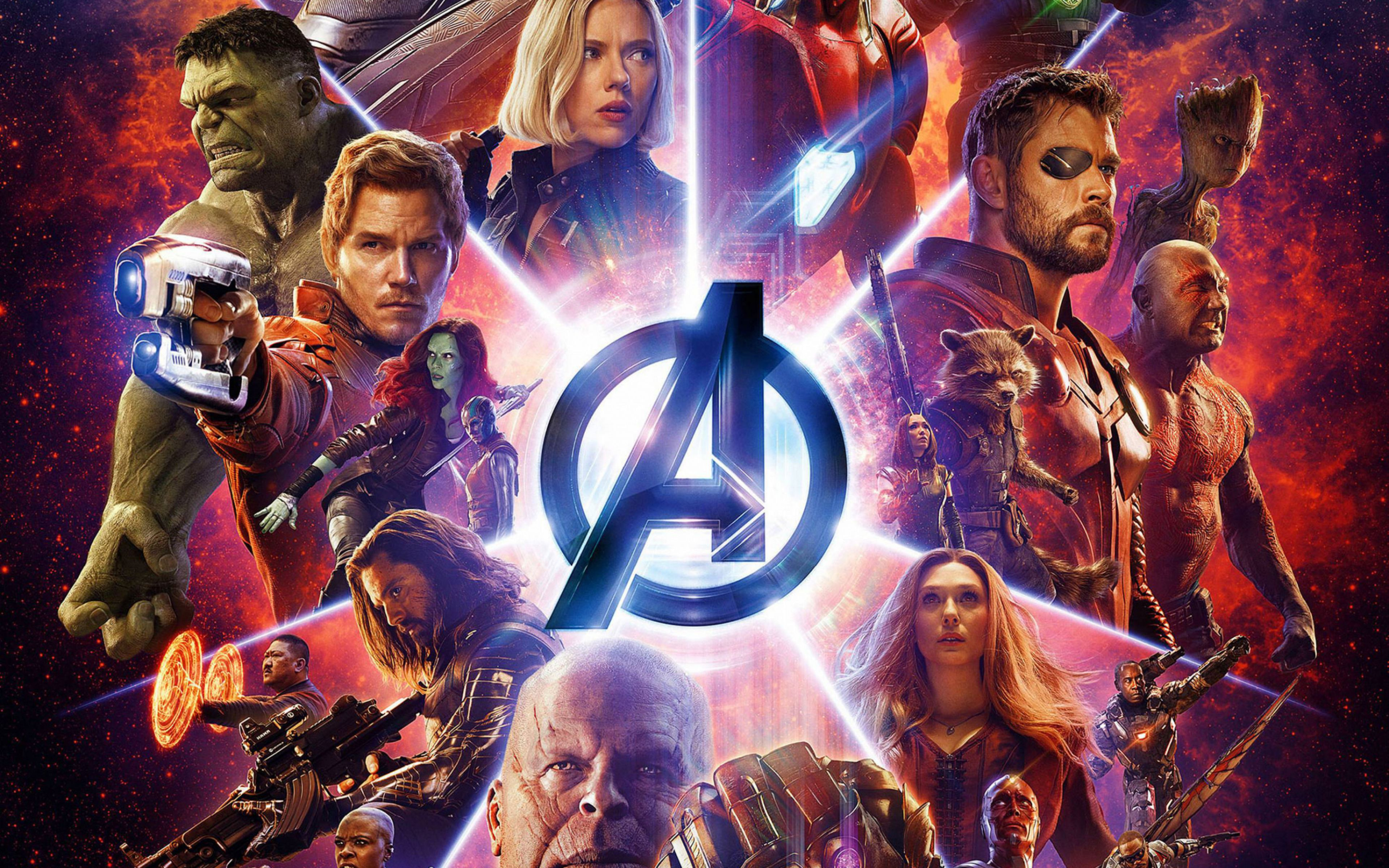Avengers Infinity War 4k Wallpapers Wallpaper Cave