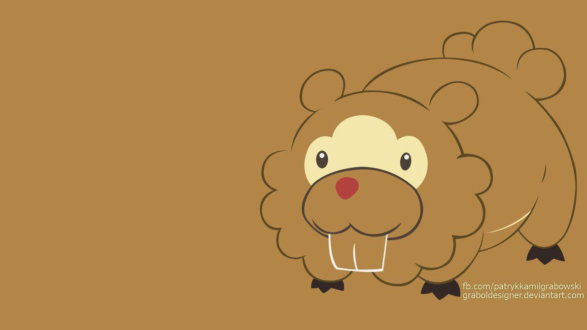 Pokemon Bidoof Wallpaper by GrabolDesigner on DeviantArt