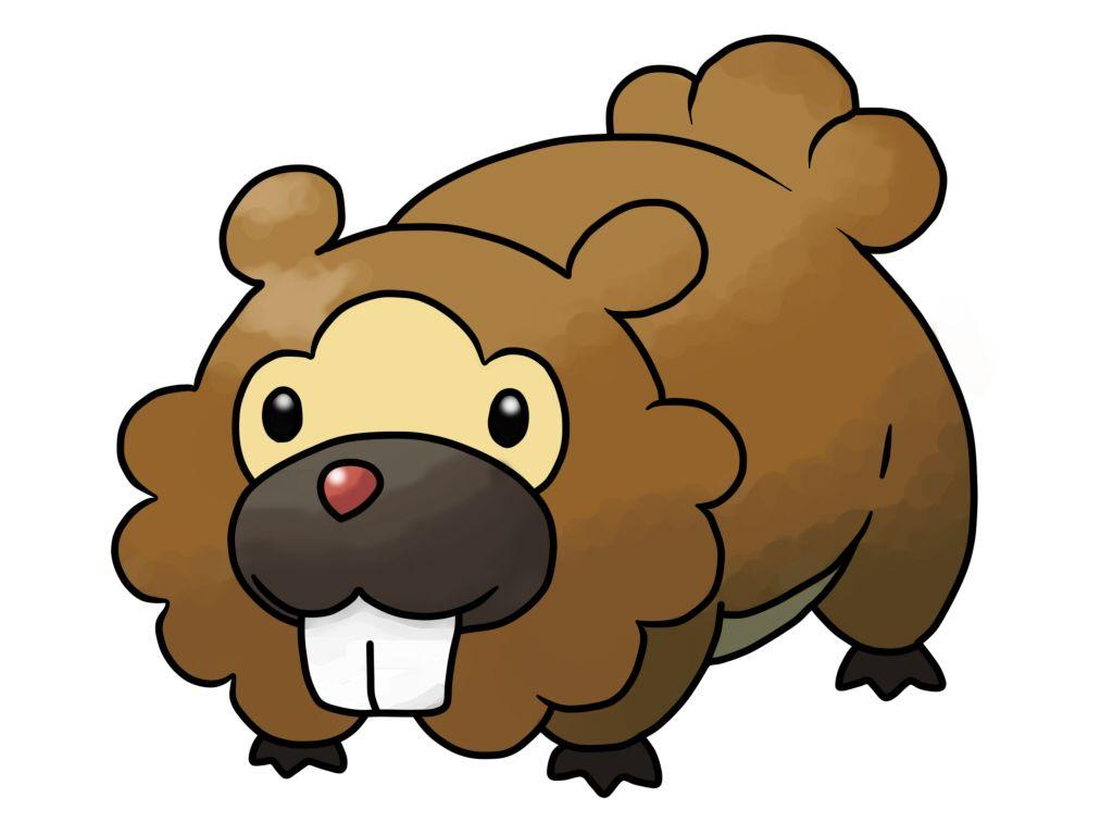 Bidoof, our God