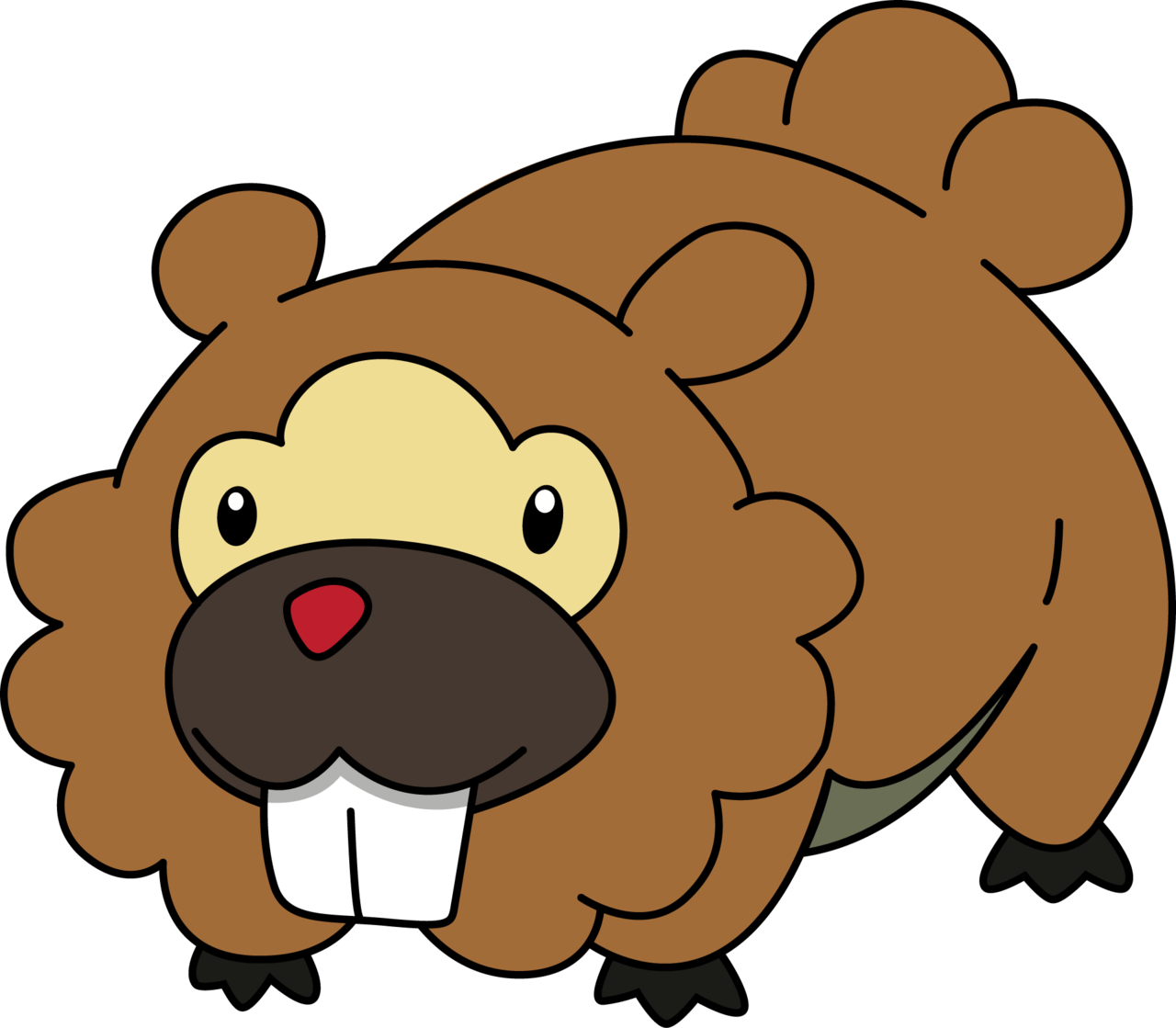 Bidoof | Full HD Pictures