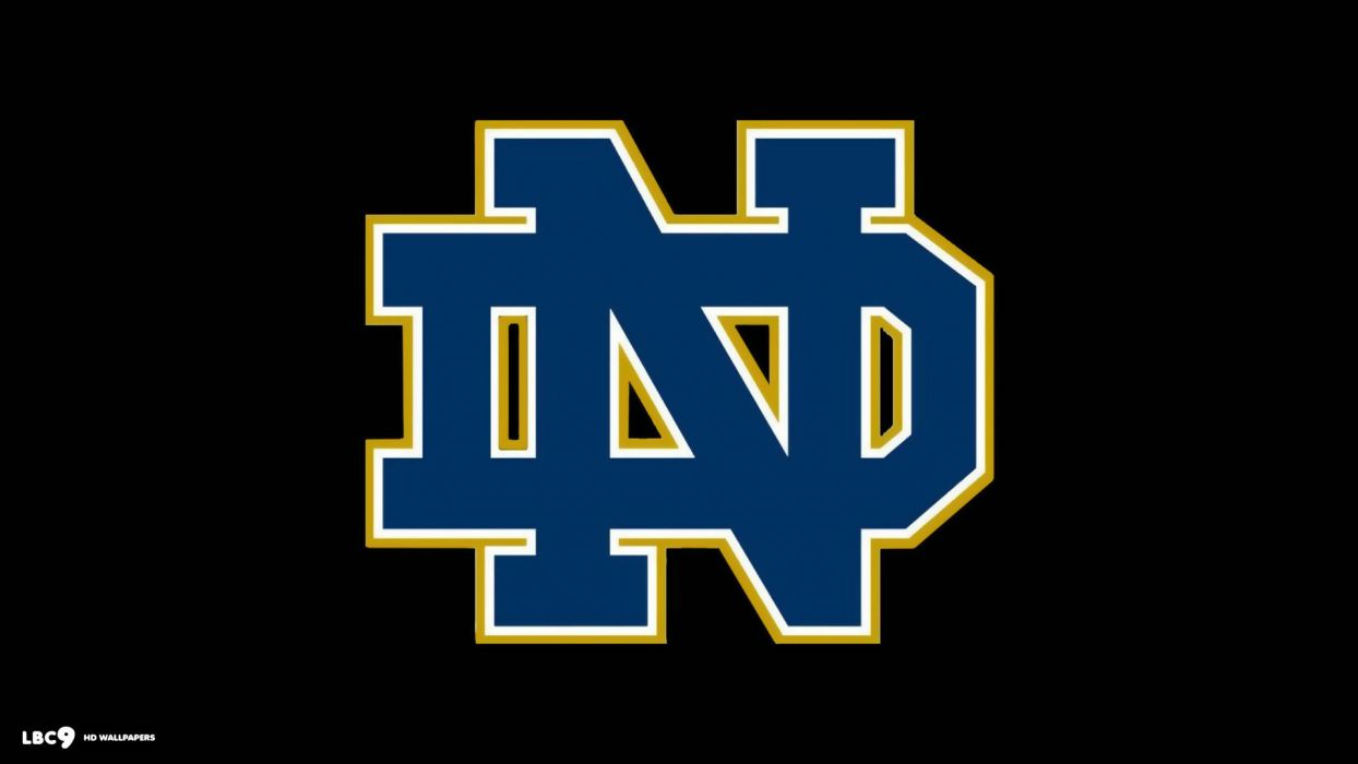 Notre Dame Fighting Irish Football Wallpapers Wallpaper Cave