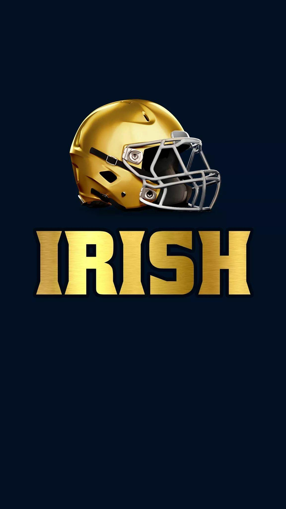 Notre dame fighting irish football wallpapers wallpaper cave - Notre dame football wallpaper ...