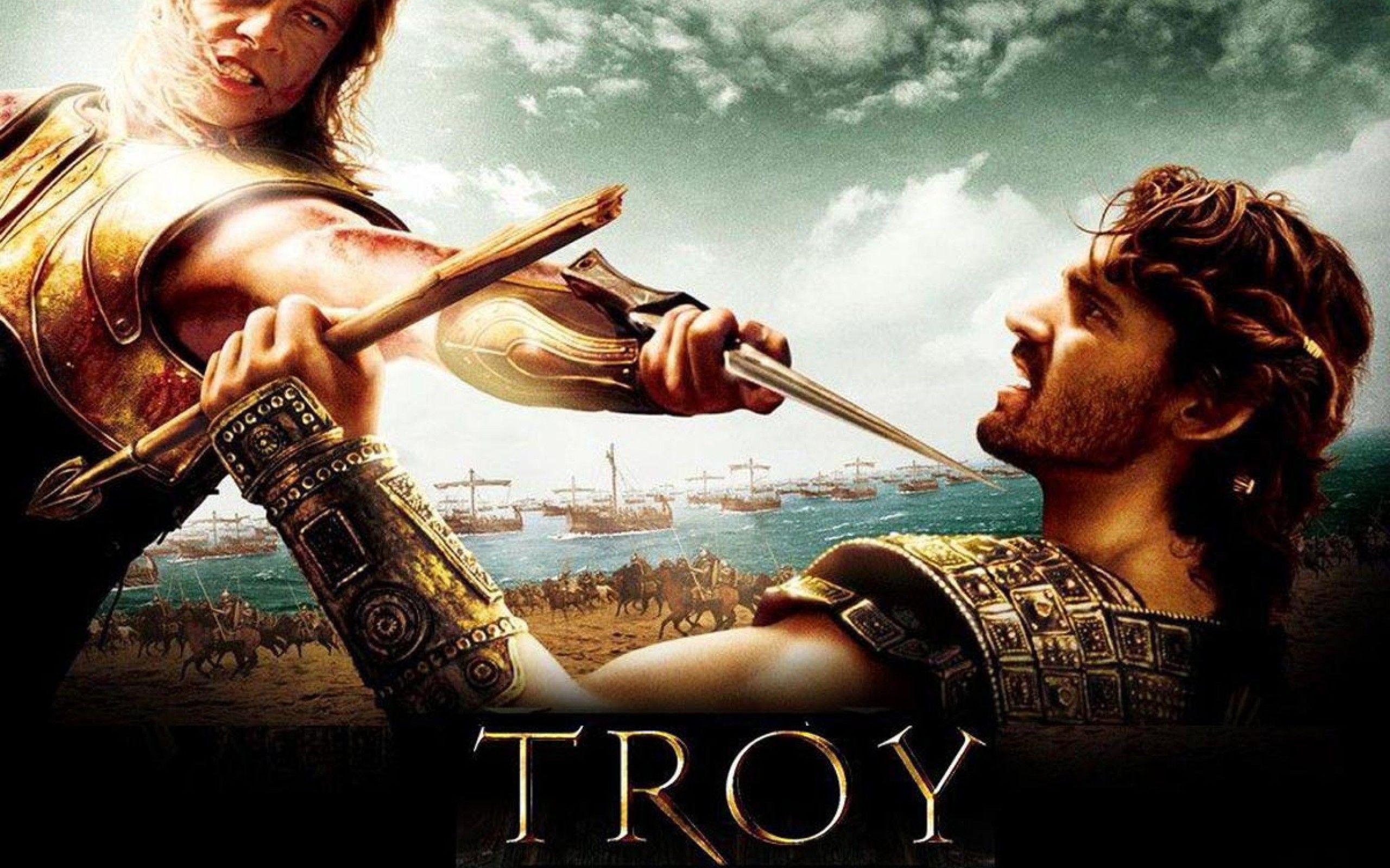 troy film