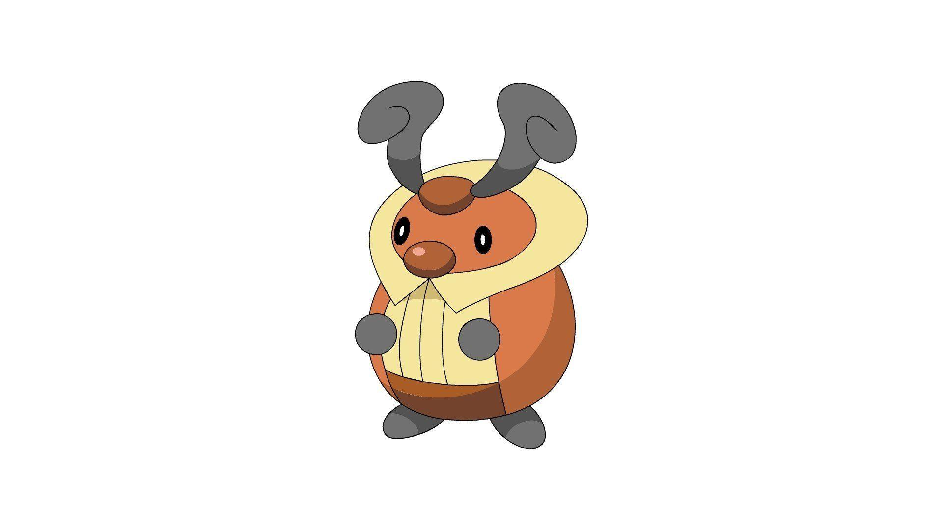 Pokemon Kricketot - WallDevil