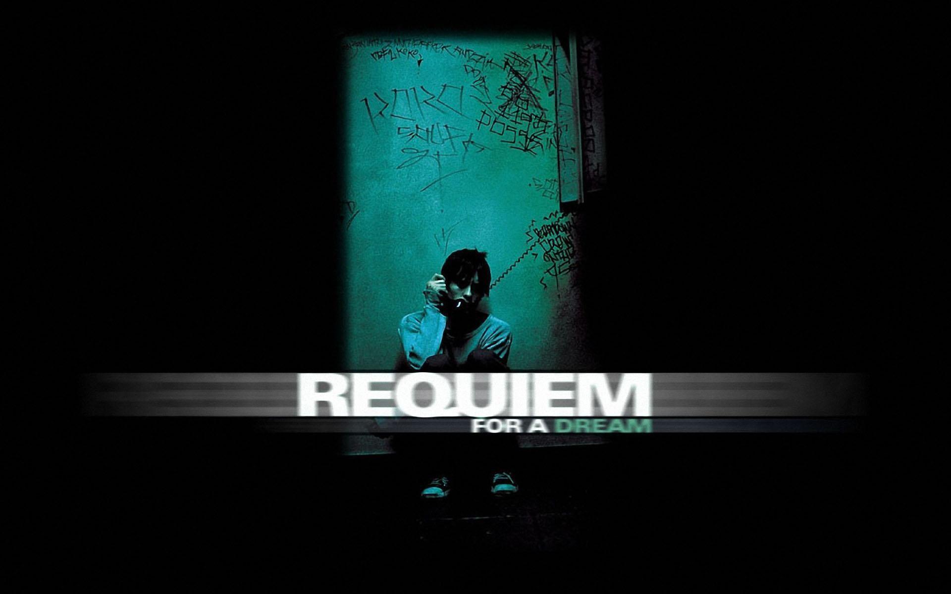 Requiem For A Dream Wallpapers Wallpaper Cave