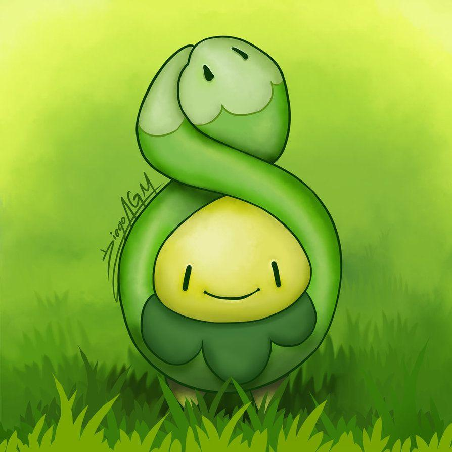 Budew by DiegoAGM on DeviantArt