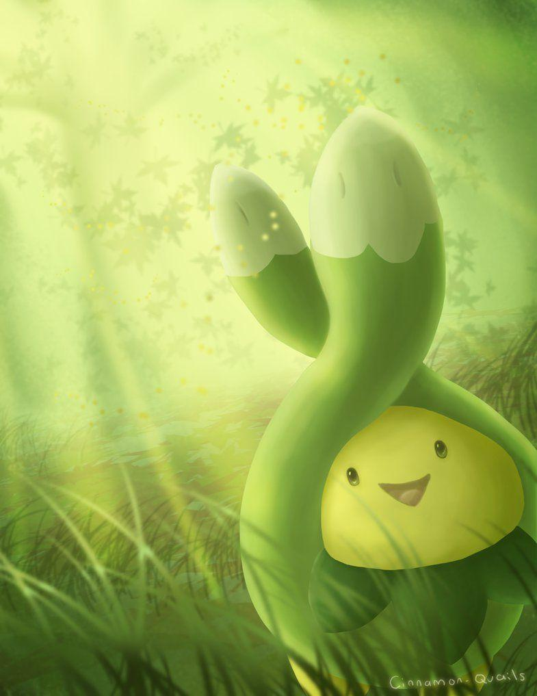 Budew by Cinnamon-Quails on DeviantArt