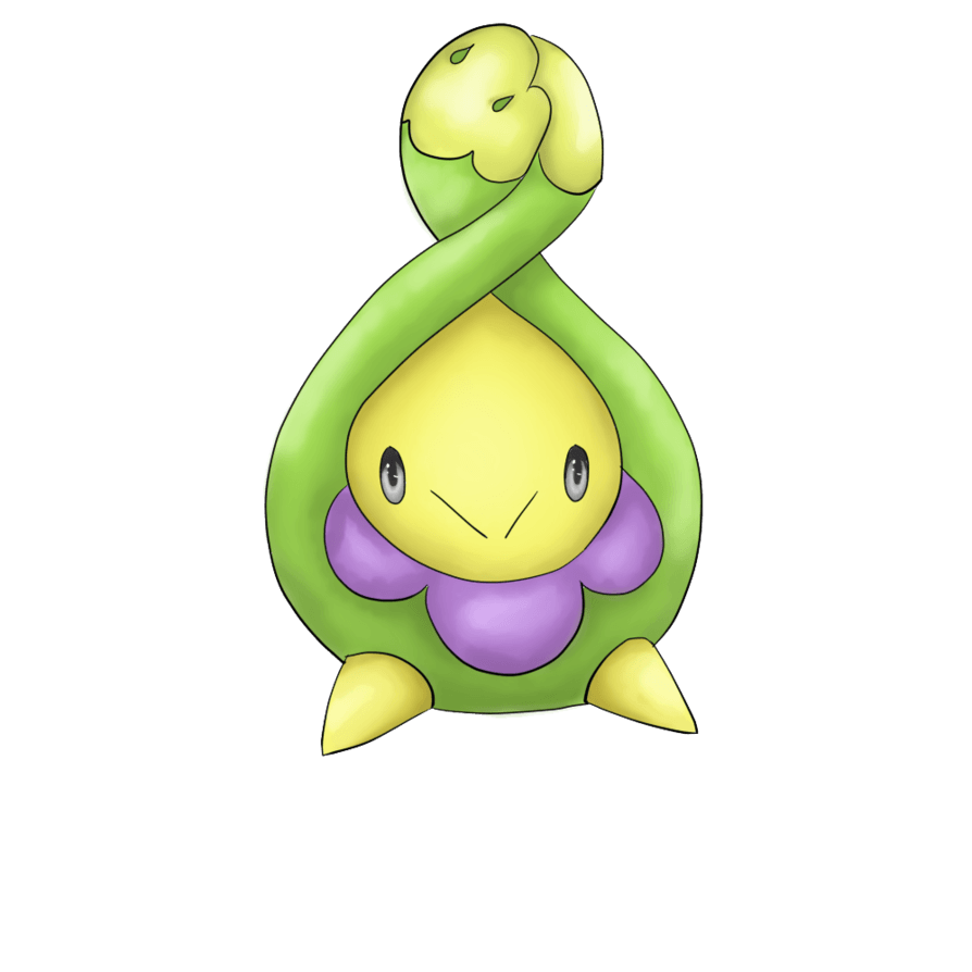 Shiny Budew by ShinyPolitoed on DeviantArt