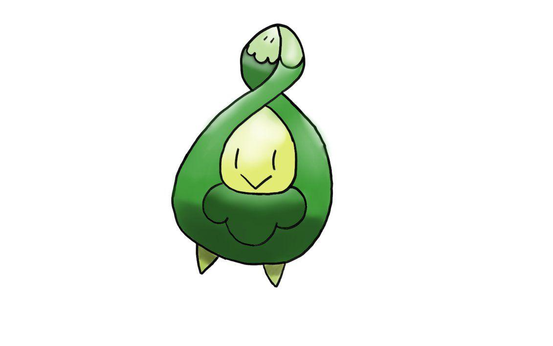 Budew by KitoQQ on DeviantArt