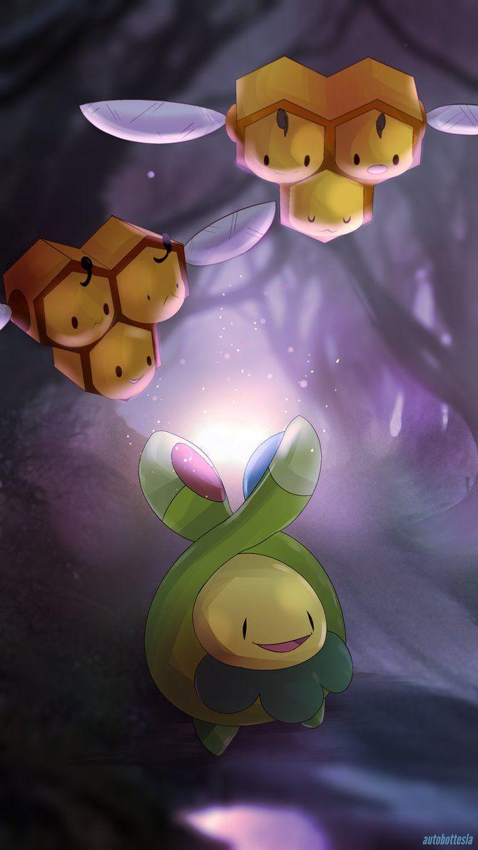 Day 363 - Subomie | Budew by AutobotTesla on DeviantArt | Cute ...