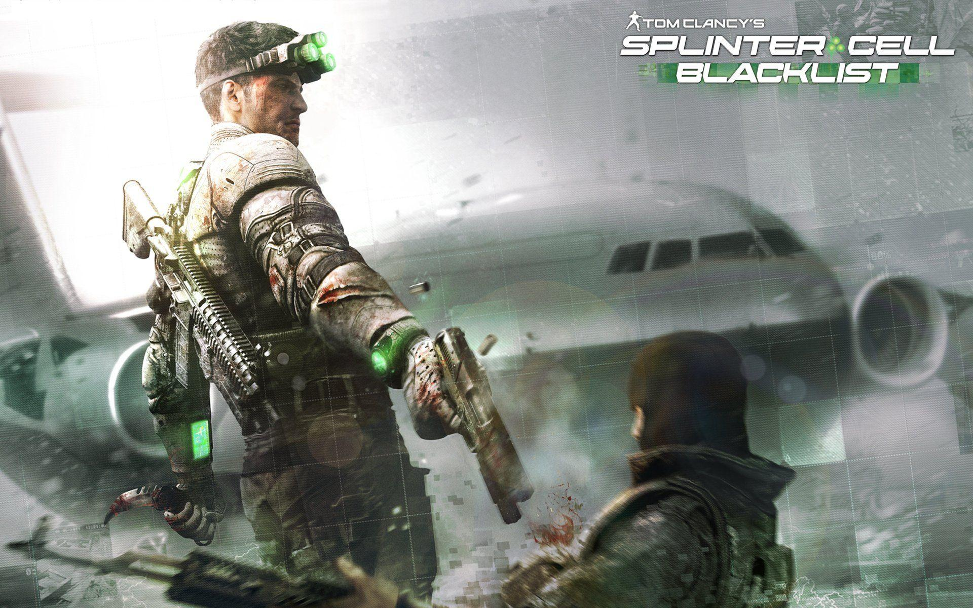 Splinter Cell Blacklist Wallpapers Wallpaper Cave