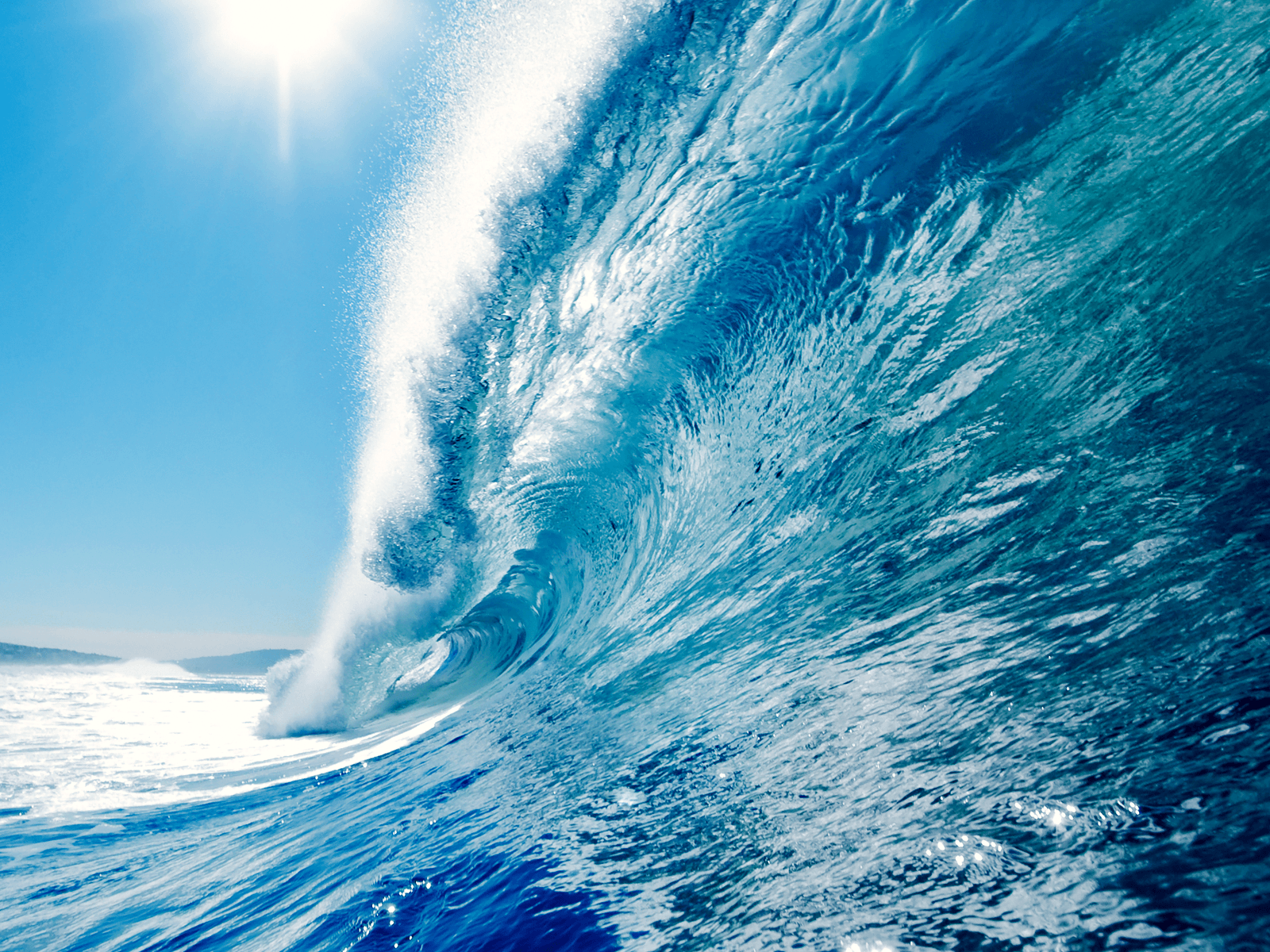 Sea Wave Wallpapers