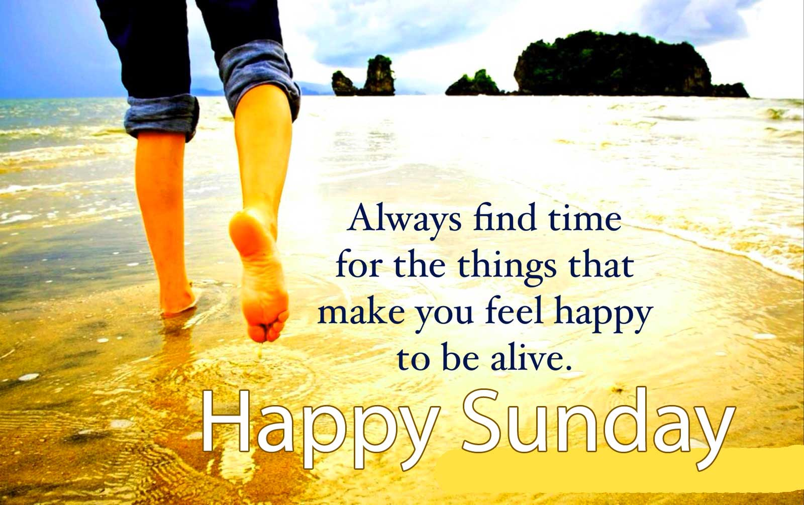 Happy Sunday Wallpapers