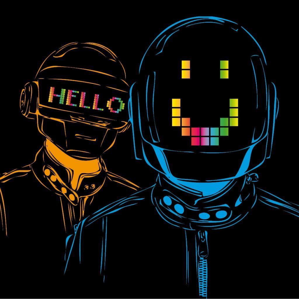 Daft Punk 2018 Wallpapers Wallpaper Cave