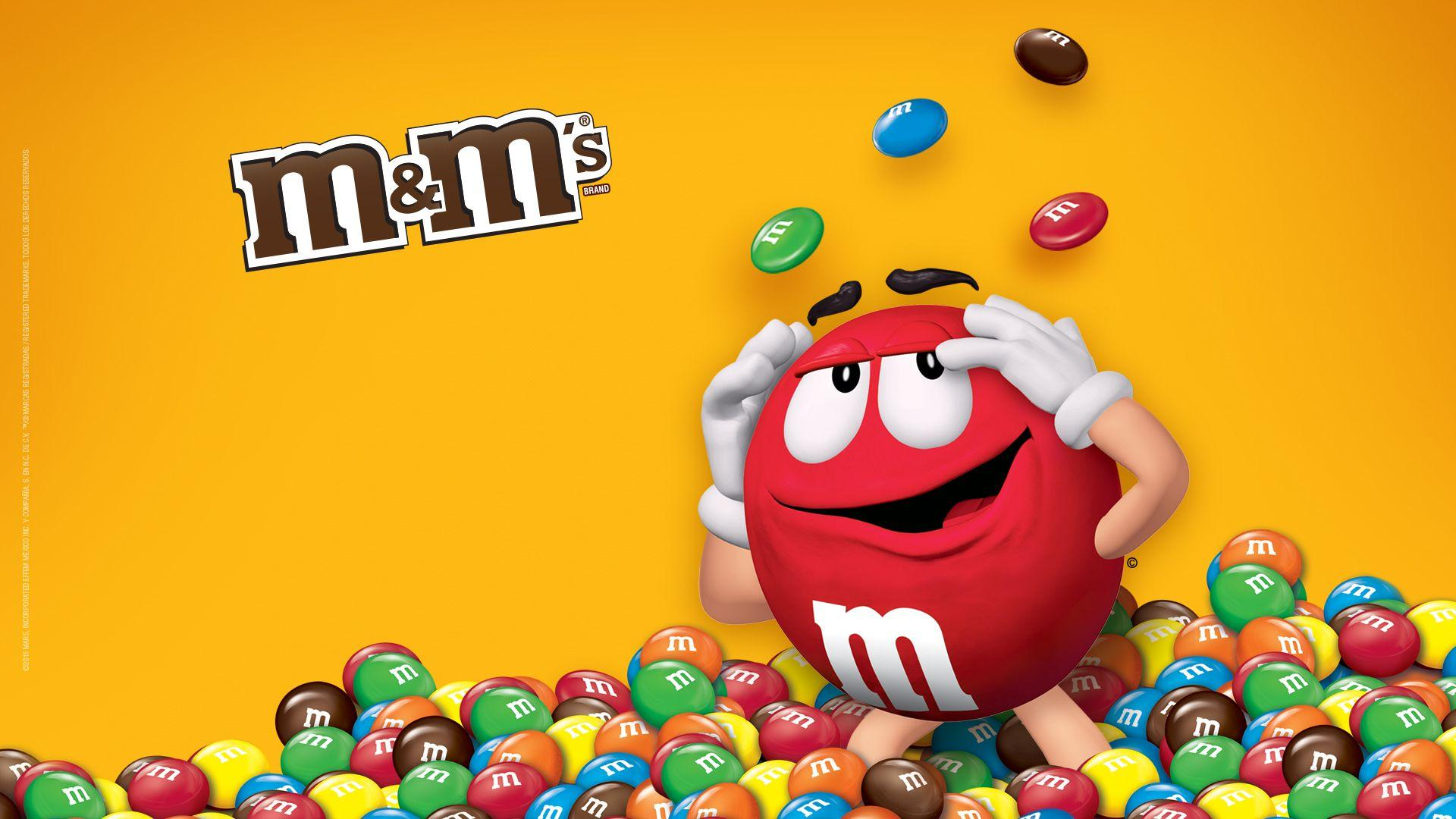 M M Desktop Wallpaper: M&M'S Wallpapers