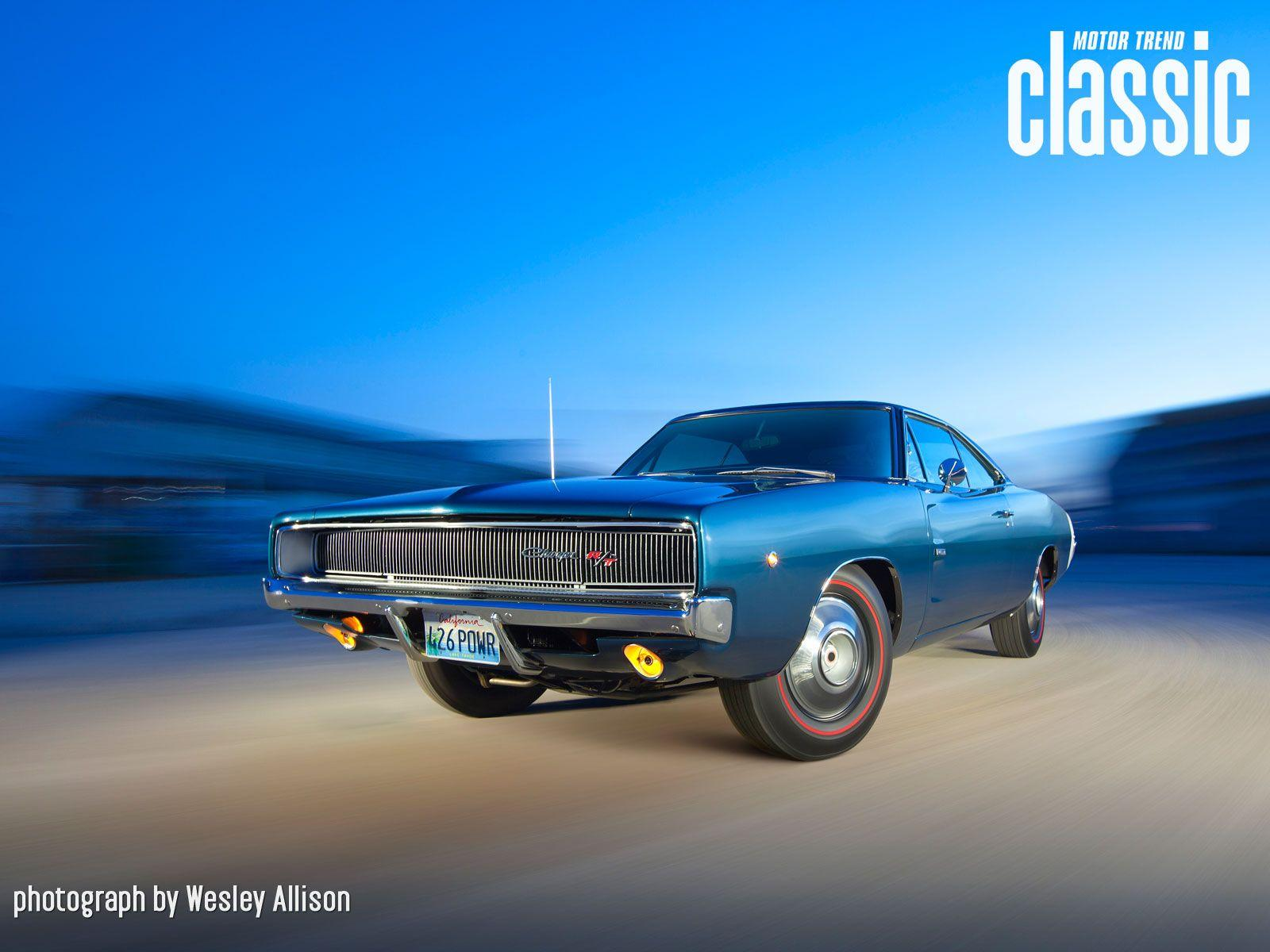 1968 Dodge Charger Wallpapers Wallpaper Cave