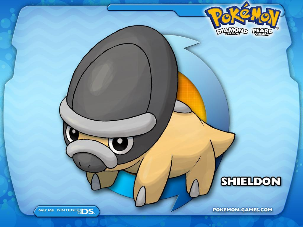SHIELDON IT EVOLVES INTO BASTIODON HD WALLPAPER