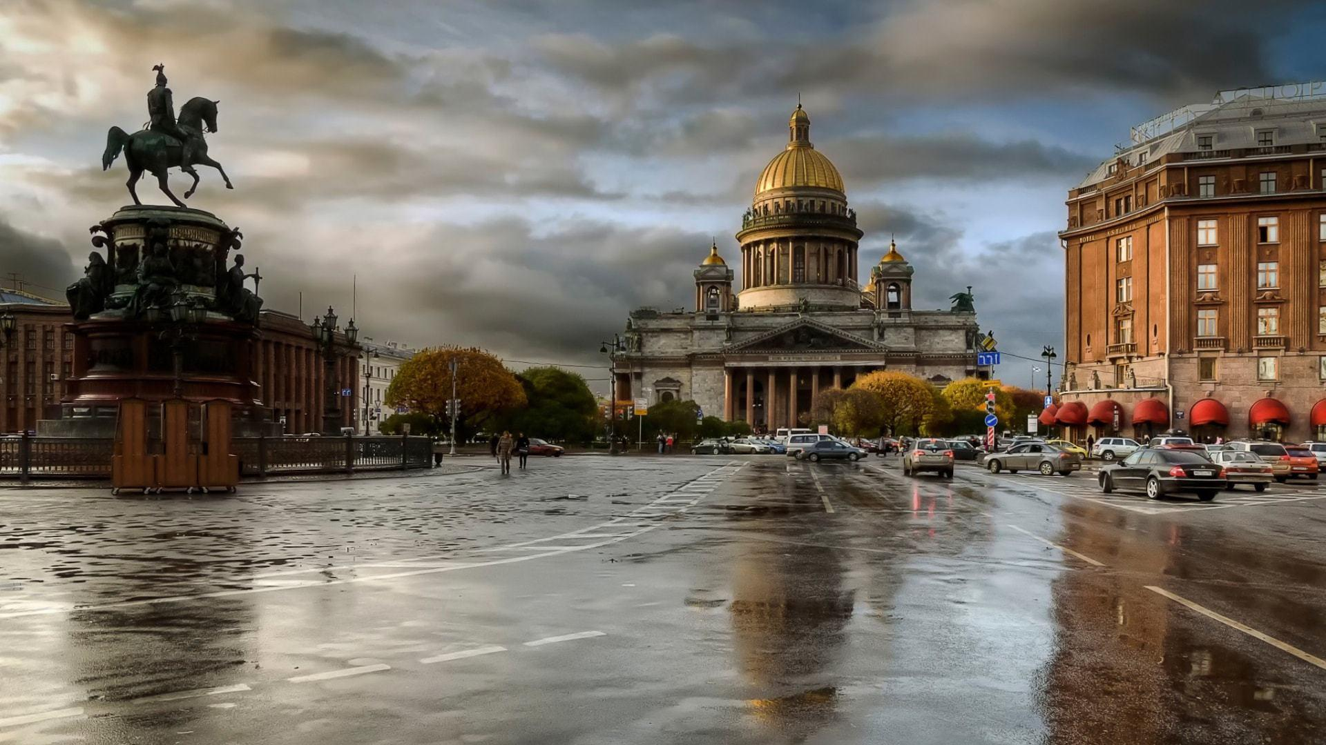 St. Petersburg Wallpapers HD