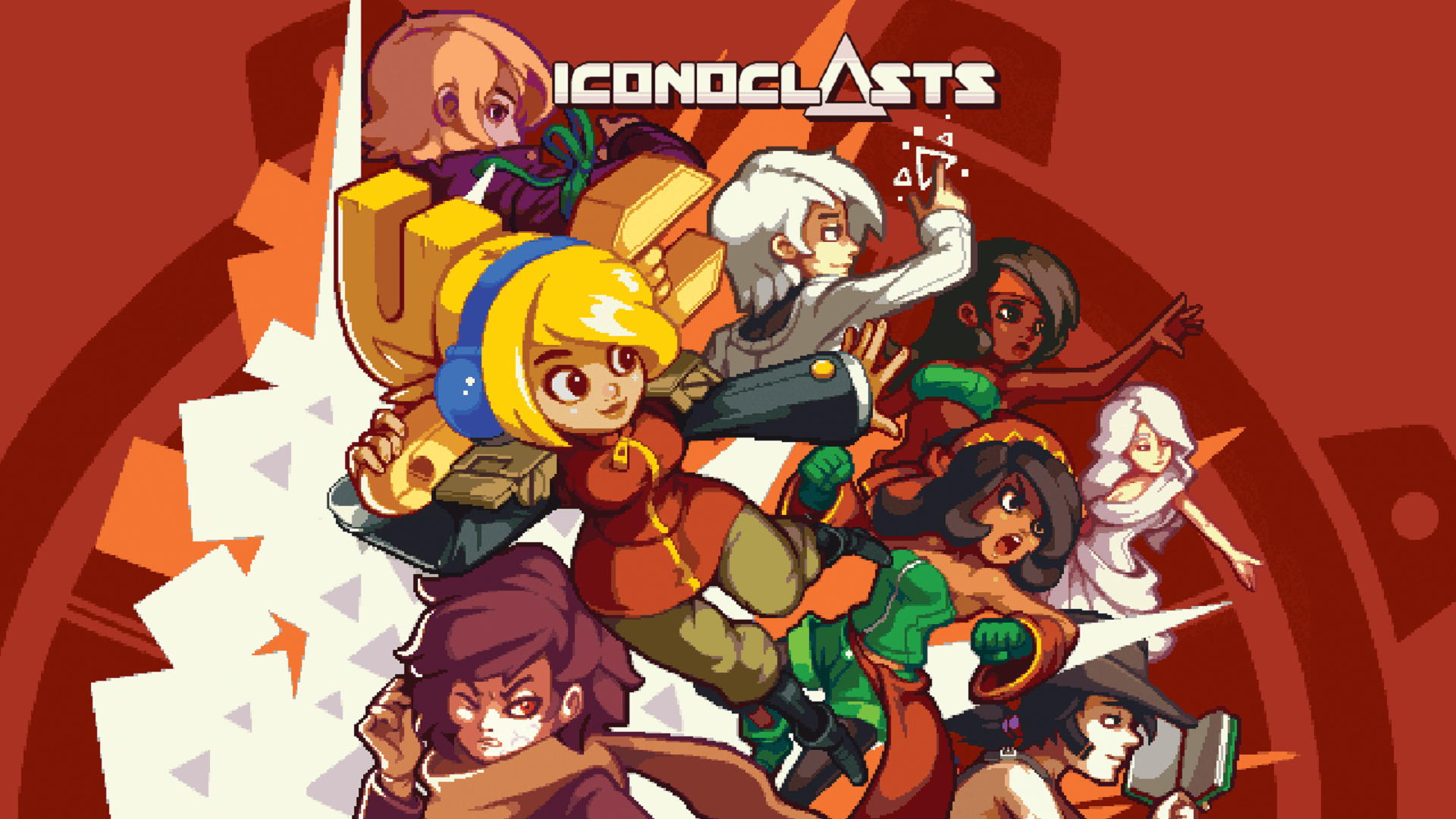 Iconoclasts Wallpapers - Wallpaper Cave
