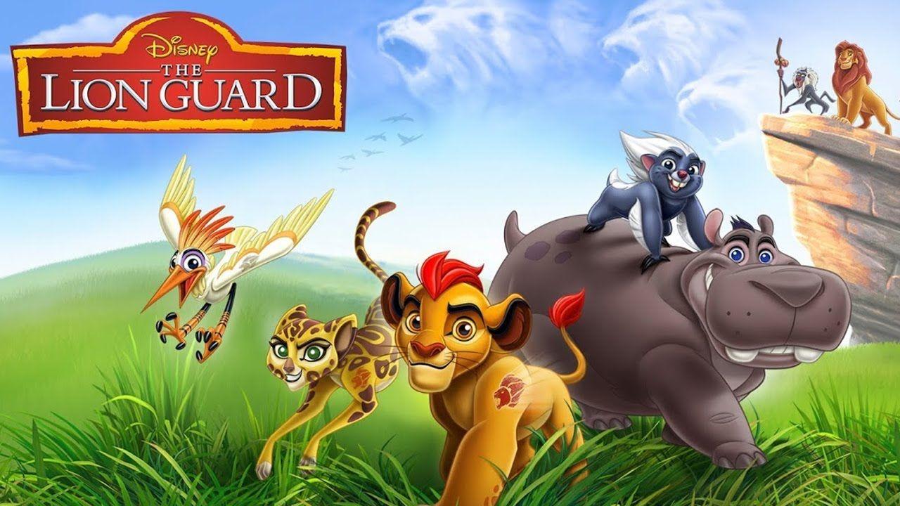 The Lion Gaurd Background 7