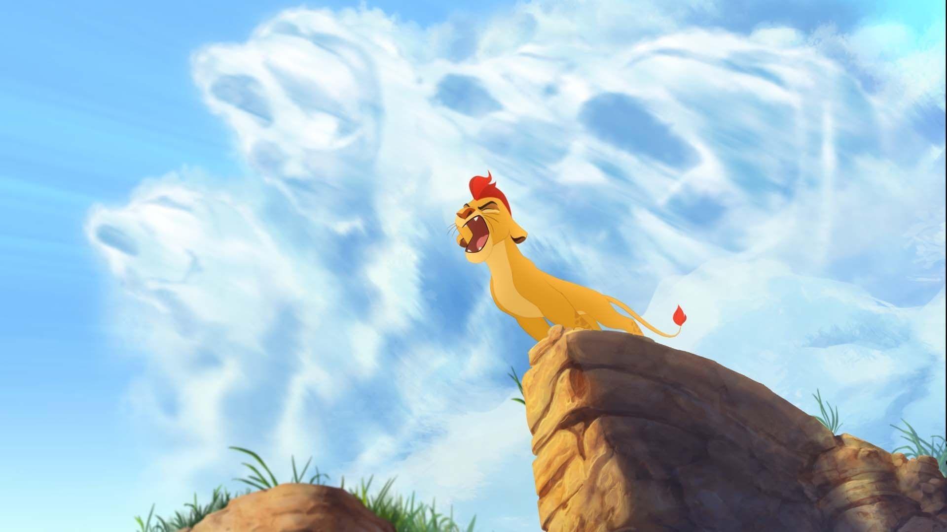 The Lion Gaurd Background 8