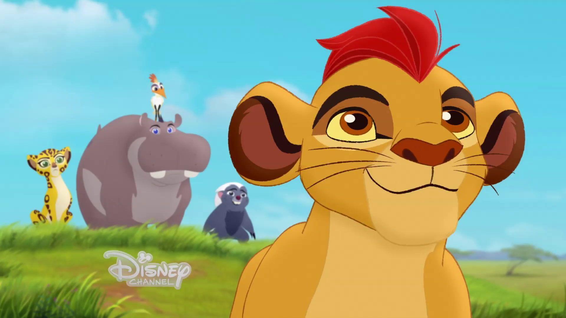 The Lion Gaurd Background 9