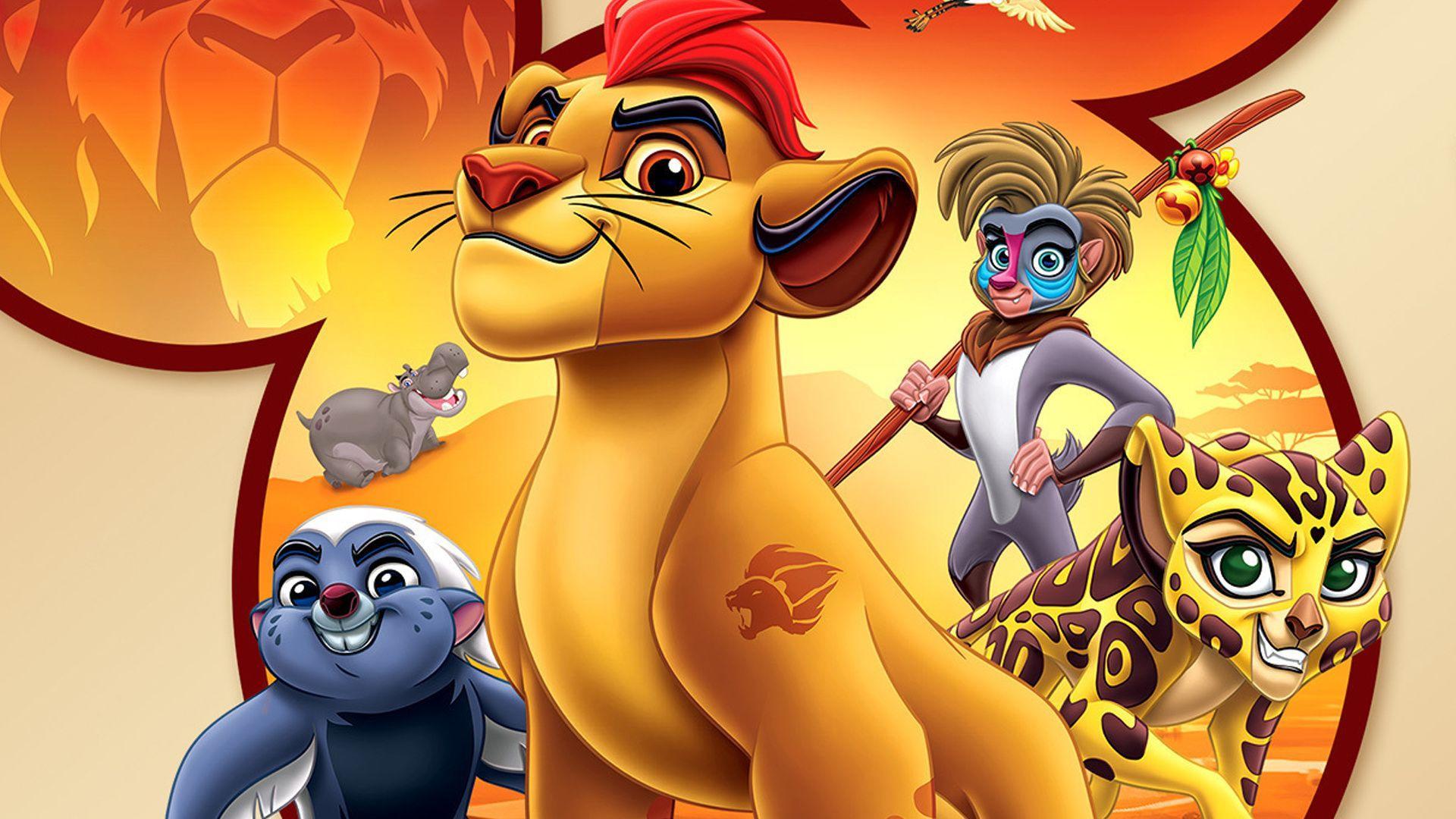 The Lion Gaurd Background 10