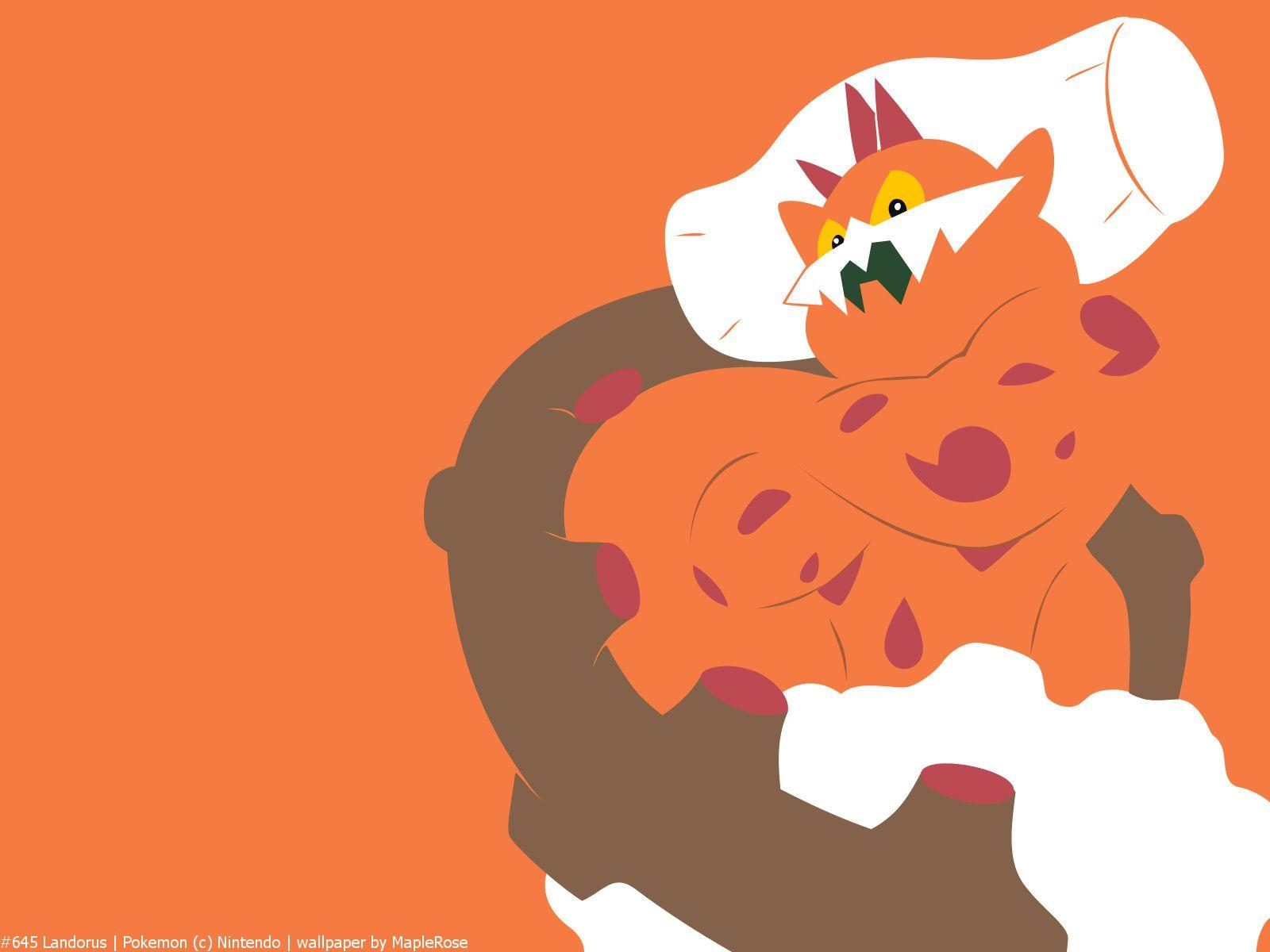 Landorus HD Wallpapers