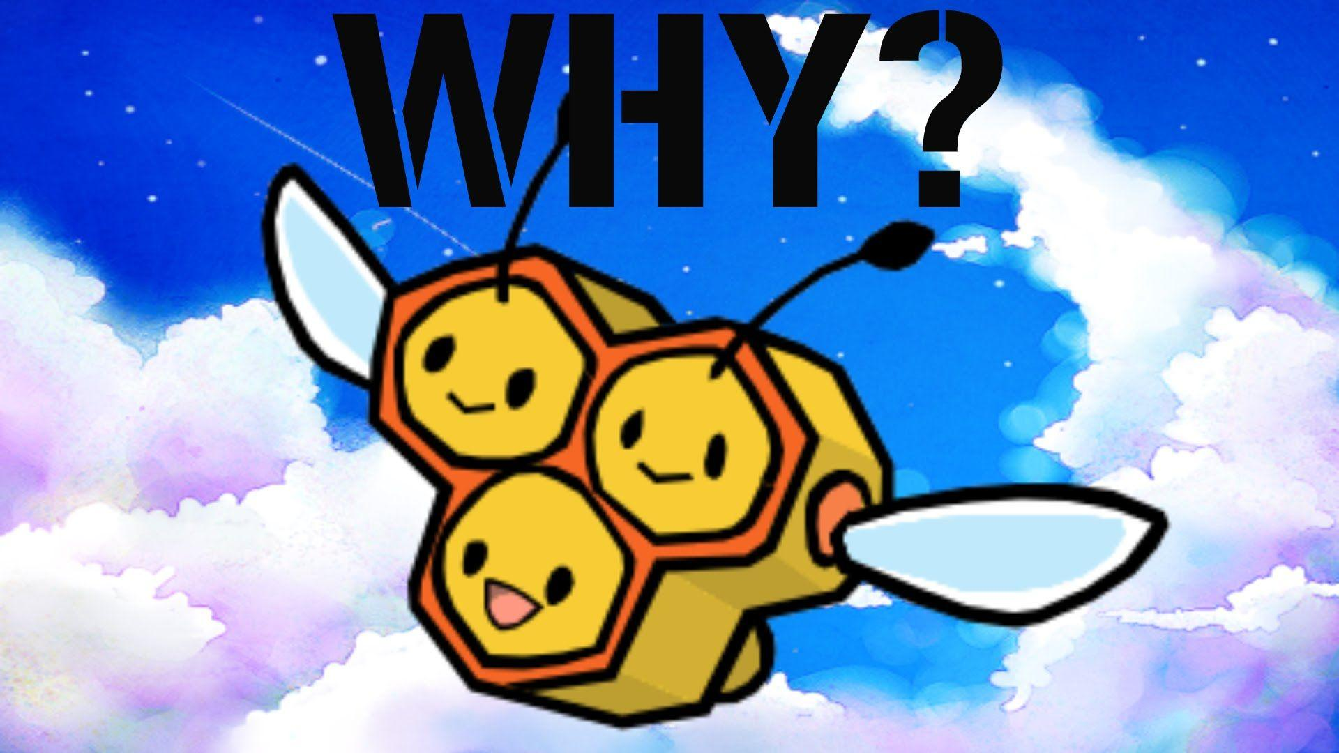 Why Mega Evolve? Male Combee